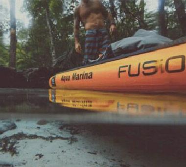 fusion aqua marina