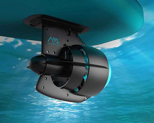 moteur lectrique bluedrive aqua marina france. Black Bedroom Furniture Sets. Home Design Ideas